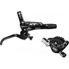 Shimano Deore XT M8000 Bled Brake Lever and Caliper