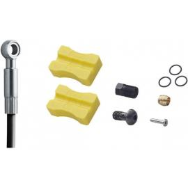 Shimano SM-BH90 Hose For XT M8020 Long Banjo, Rear, 2000mm