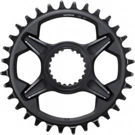 Shimano SM-CRM85 Single Chainring for XT M8100/M8130, 30T