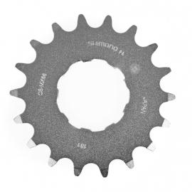 Shimano CS-MX66 DX 18T Sprocket Silver