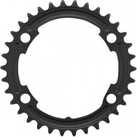 Shimano FC-R7000 Chainring, 34T-MS For 50-34T Black