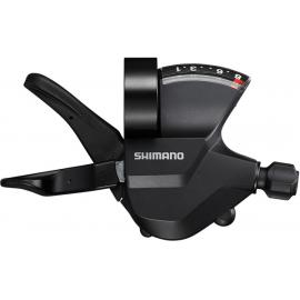 Shimano SL-M315-8R Shift Lever, Band On, 8-speed, Right Hand