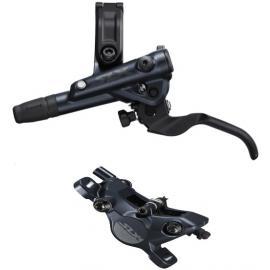 Shimano SLX BR-M7100/BL-M7100 Bled Brake Lever/Post Mount Callip
