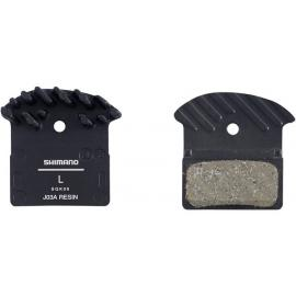 Shimano J03A Disc Brake Pads And Spring Alloy Backed With Cool