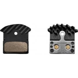 Shimano J04C Metal Pad And Spring, With Fin