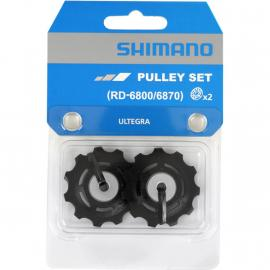 Shimano Ultegra RD-6800/6870 Tension and Guide Pulley Set