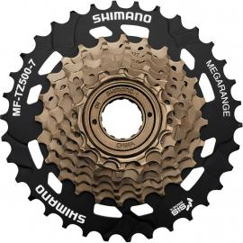 Shimano MF TZ500 7 Speed Multiple Freewheel