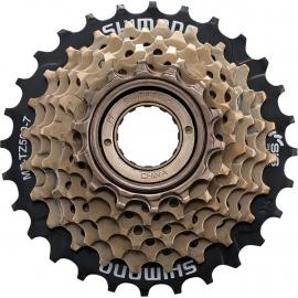 Shimano Tourney MF-TZ500 7-speed Multiple Freewheel, 14-28 Tooth