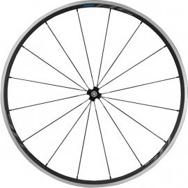 Shimano WH-RS300 Clincher 100mm Q/R Axle Front Wheel Black