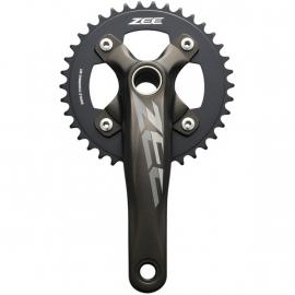 Shimano FC-M645 ZEE Chainset and 83 mm BB 36T