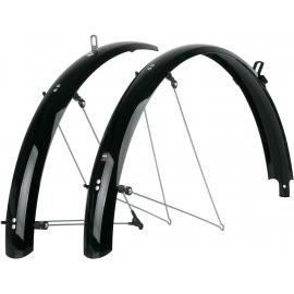 SKS Bluemels MTB 26in 60mm Mudguards Black