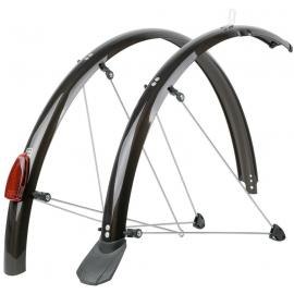 SKS Chromoplastic 28x65mm Mudguards Black