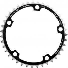 TA Alize Inner 130PCD Chainring Black 39T