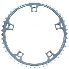 TA Campagnolo Middle 144PCD 9sp Chainring Silver 41T