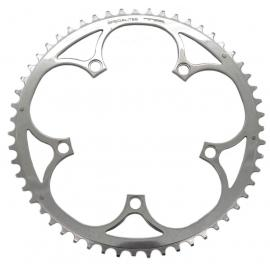 TA Campagnolo Outer 135PCD Chainring Silver 52T