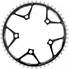 TA Nerius Campagnolo 110PCD CT Outer Chainring Black 50T