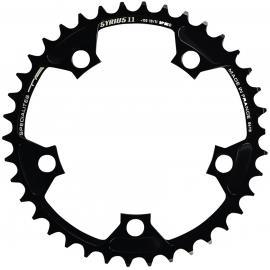 TA Syrius Chain Ring 110PCD 10/11 Inner 34T Black