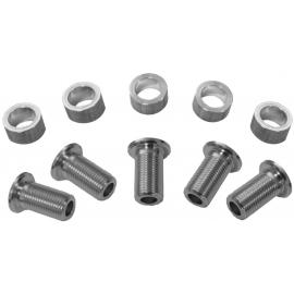 TA Vege Carm Triple Bolts  Set 15mm