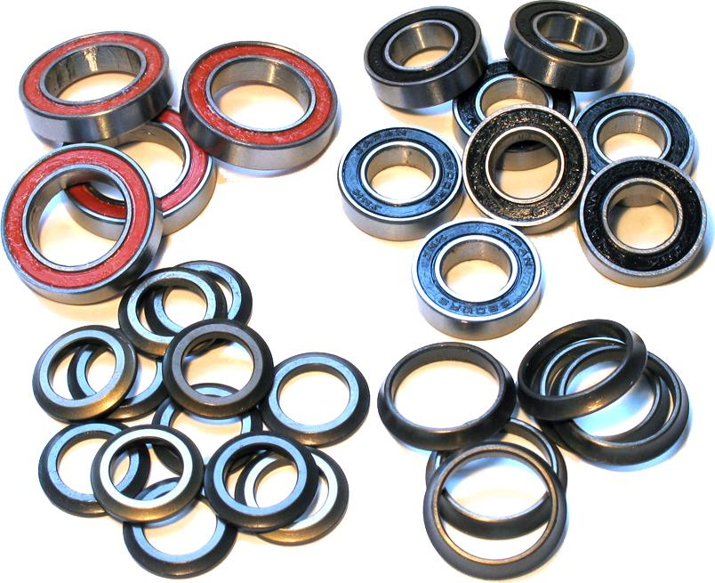 SPECIALIZED ENDURO SL 2007-09 FULL COMPLEMENT BEARING KIT