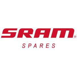 SRAM Chainring Road 50t 5 Bolt 110mm BCD Alum (50-34) 4mm Black