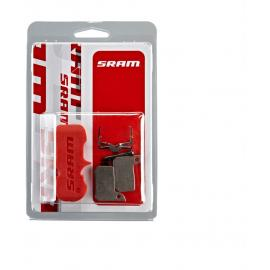 Sram Disc Brake Pads Organic/Steel Hydraulic Road Level Ultimate