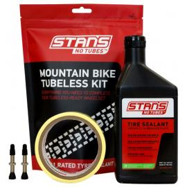 Stans No Tubes Mountain Bike Tubeless Kit