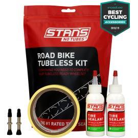 Stans No Tubes Road Bike Tubeless Kit