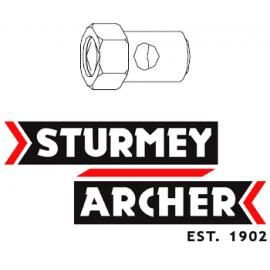 Sturmey Archer 3 Speed Axle Nut R/H