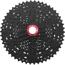 SunRace MZ90 12-Speed Cassette 11-50T Black Chrome