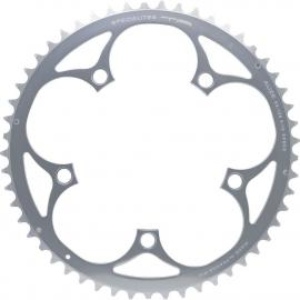 TA Alize Outer 130PCD Chainring Silver 46T