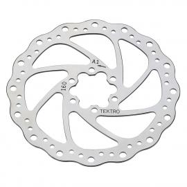 Tektro 160mm Disc Rotor Wave