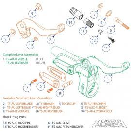Tektro Disc Brake Spare Circlip