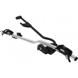Thule 598 ProRide Locking Upright Cycle Carrier Aluminium
