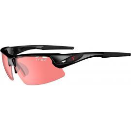 Tifosi Crit Crystal Black/Enliven Bike Red Lens