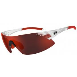 Tifosi Podium Xc Matt Crystal Clarion Red Lens Sunglasses