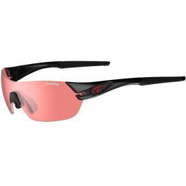 Tifosi Slice Crystal Black/Enliven Bike Red Lens