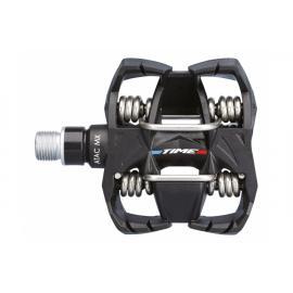 TIME ATAC MX6 MTB Pedals Black