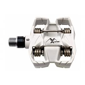 TIME ATAC MX6 MTB Pedals White
