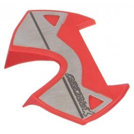 TIME Xpresso Platform Plates Red