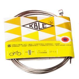 Transfil Tandem MTB Brake Wire 250cm