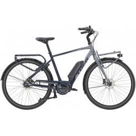 TREK District+ 2 Electric Bike 300 WH Navy/Slate 2021