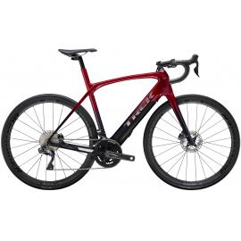 Trek Domane+ LT 7 260WH E-Bike Road Rage Red-Dark Blue 2021