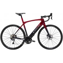 Trek Domane+ LT E-Bike Rage Red to Deep Dark Blue Fade 2021