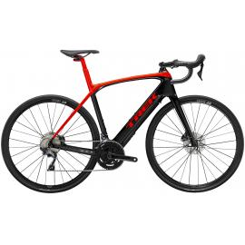 Trek Domane Plus LT Electric Bike Red/Black 2021