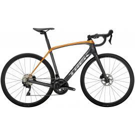 Trek Domane SL5 Road Bike Lithium Grey/Factory Orange 2021