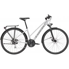 TREK Dual Sport 2 EQ Stagger Hybrid Quicksilver 2021