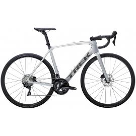 Trek Emonda Sl 5 Disc Road Bike Quicksilver/Chrome 2021