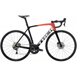 Trek Emonda Sl 6 Disc Road Bike Black/Red 2021
