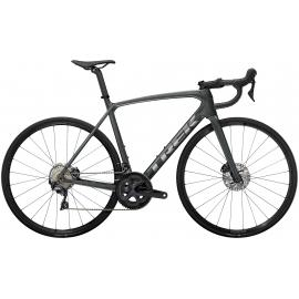 Trek Emonda Sl 6 Disc Road Bike Grey / Chrome 2021
