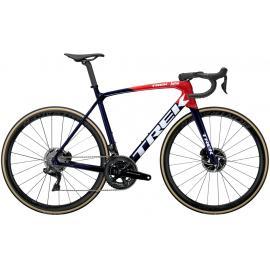 Trek Emonda Slr 9 Disc Road Bike Navy/Red 2021